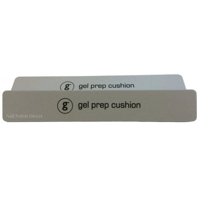 Jessica Gel Manicure Prep Cushion Nail File - Pack of Two