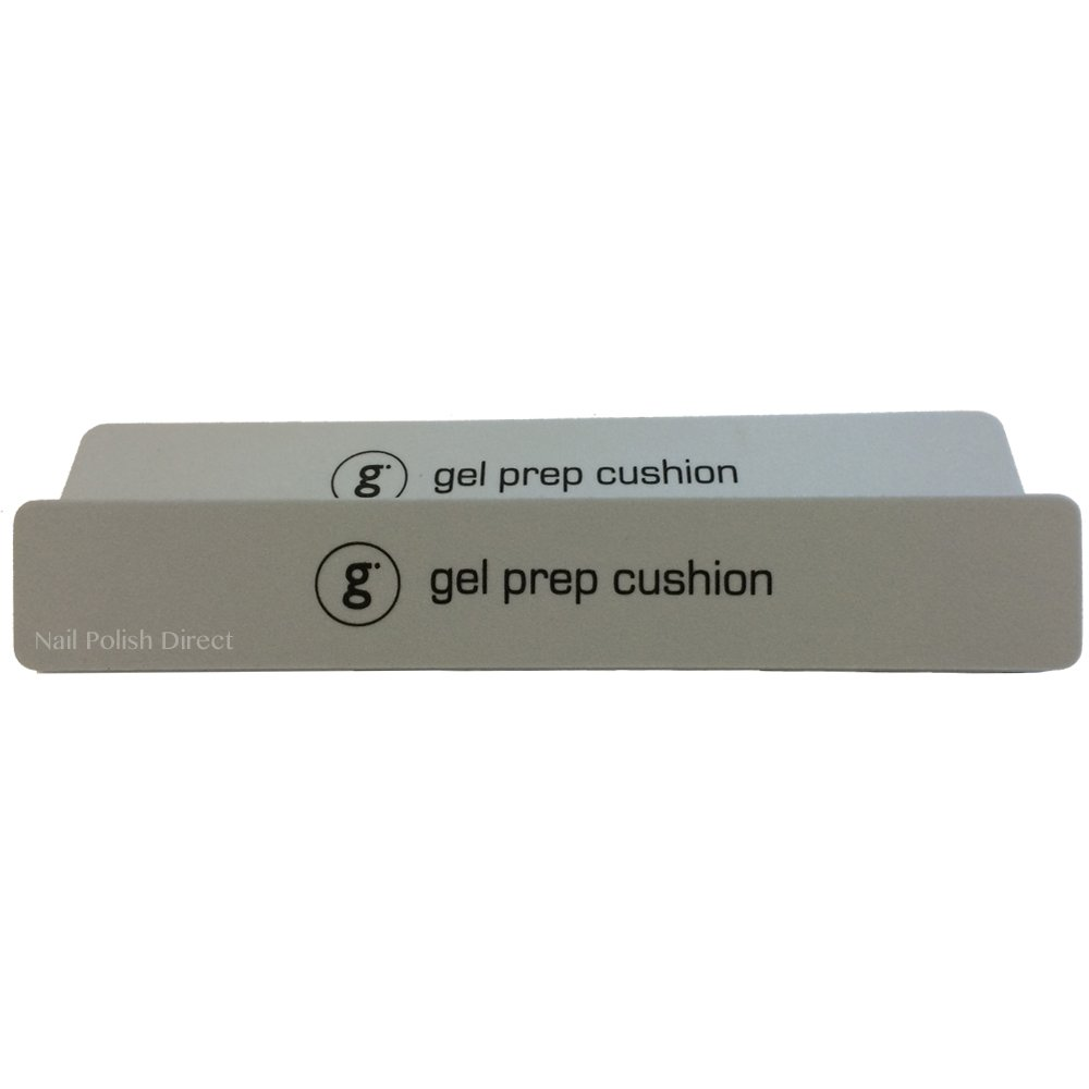 Jessica Gel Manicure Prep Cushion Nail File Pack of Two