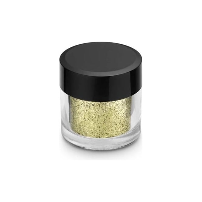 Jessica Jessica Loose Glitter Pot For Nail Art - Gold Filings (JG09)