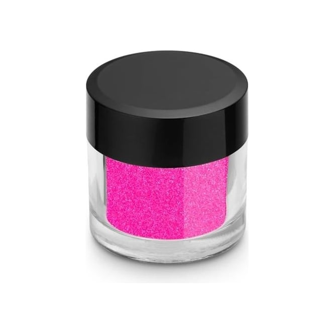 Jessica Jessica Loose Glitter Pot For Nail Art - Hot Pink Quartz (JG20)