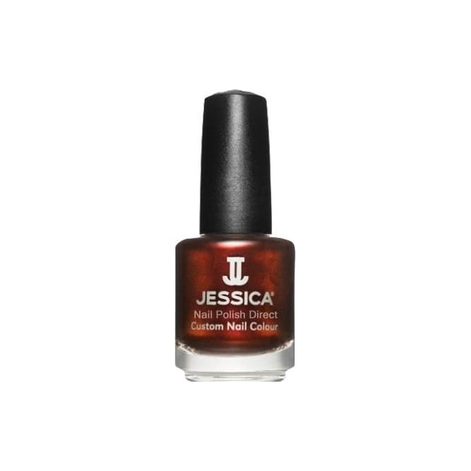 Jessica Nail Polish - Cinnamon Kiss 14.8mL (734)