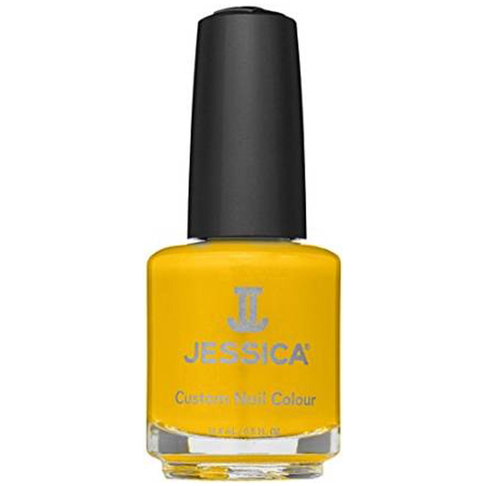 Jessica Nail Polish Collection Summer Nails - Yellow Lightening (788)