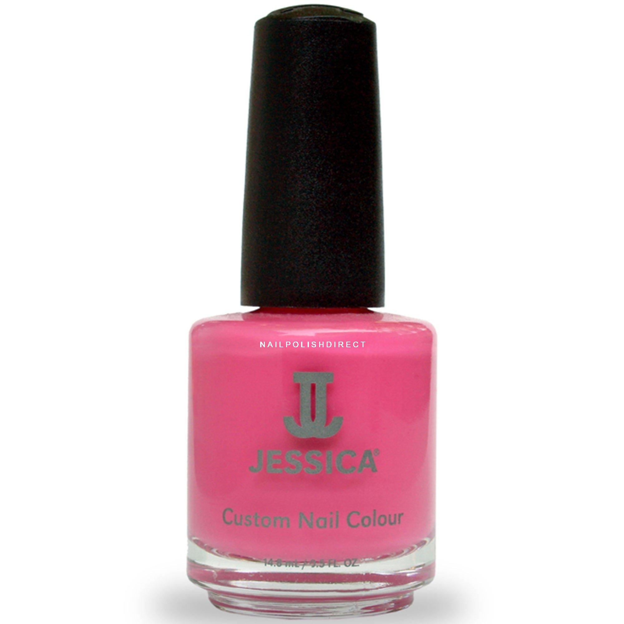 Jessica Flirty Nail Polish is available online at Nail Polish Direct