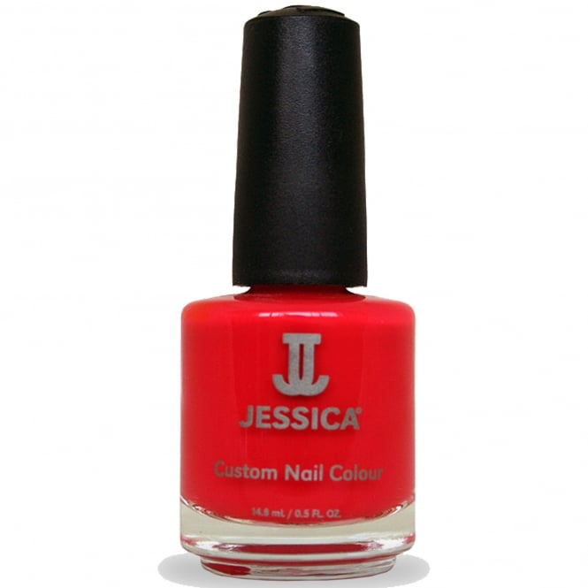 Jessica Nail Polish - Red Delight 14.8ml (208)