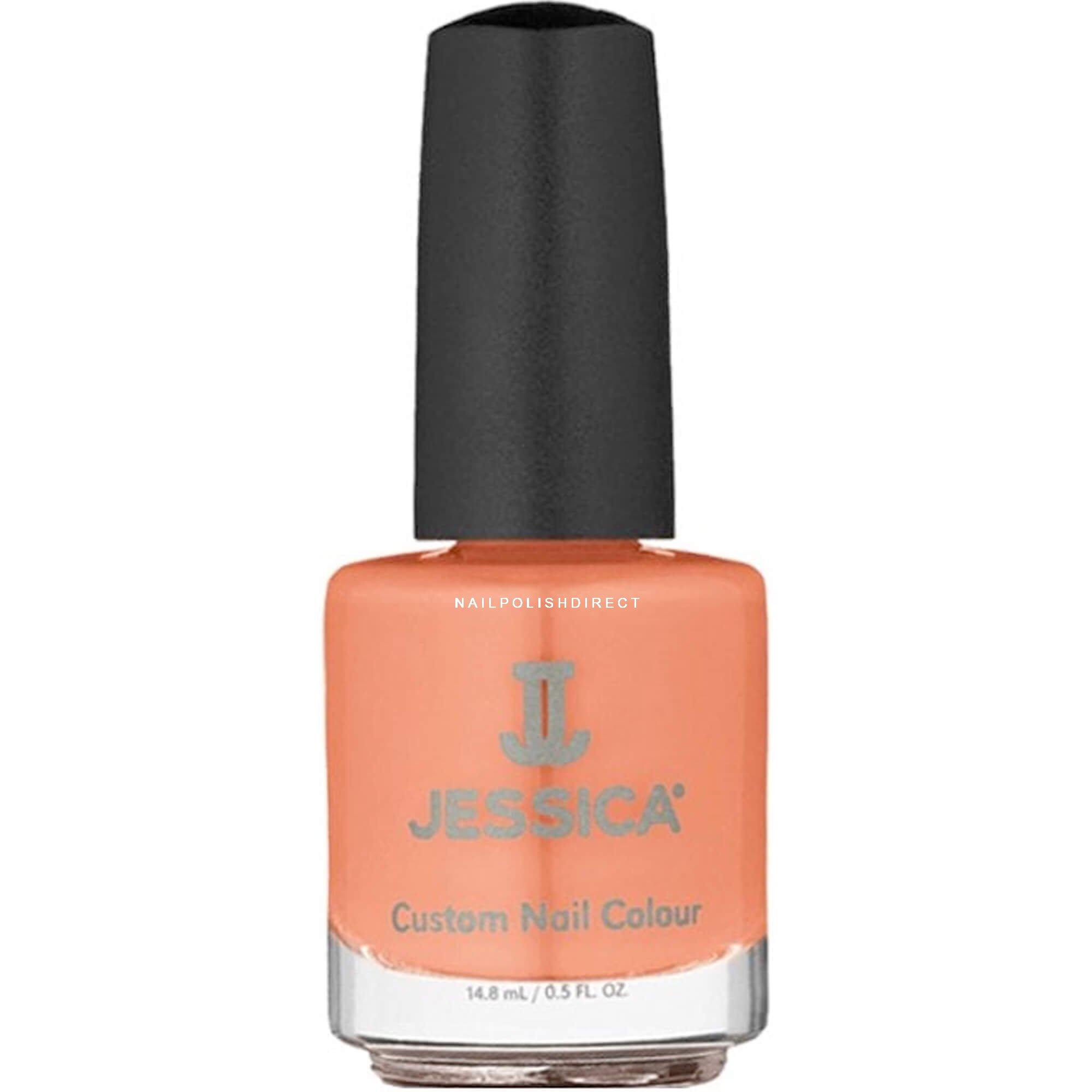 Jessica Orange Nail Polish: Jessica Sensual Nail Polish Is Available Online At Nail