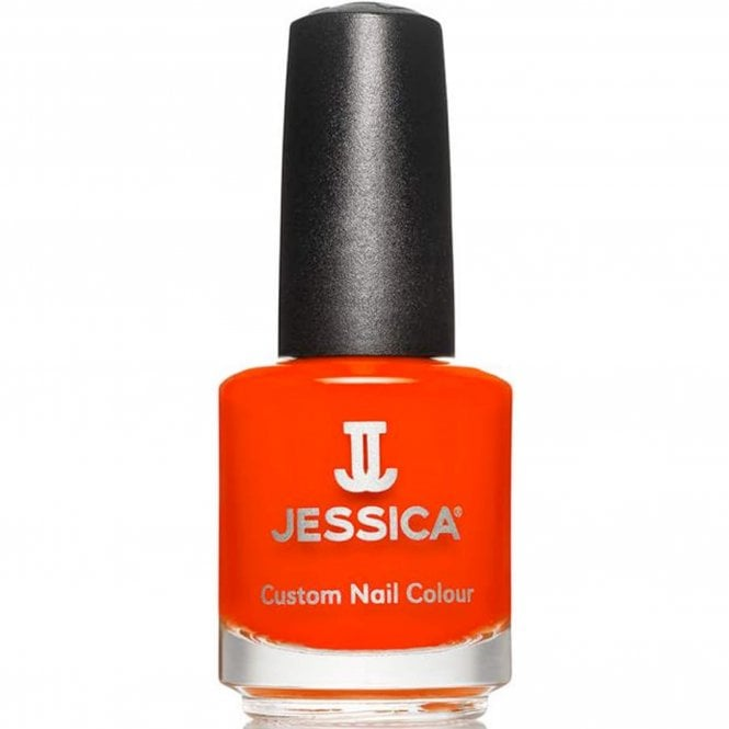 Jessica Nail Polish - Shock Me Red 14.8mL (656)