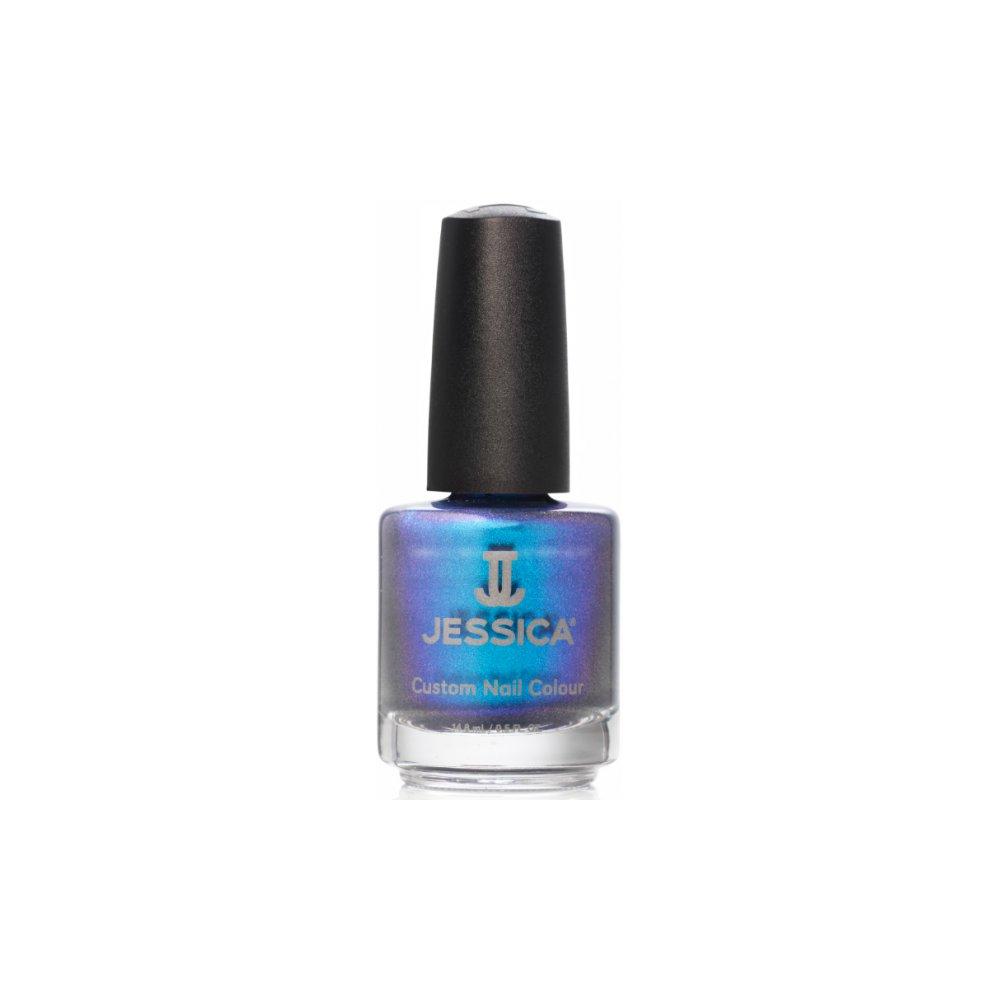 Jessica Nail Polish Karma Collection Krishna Blue 14.8ml (945)