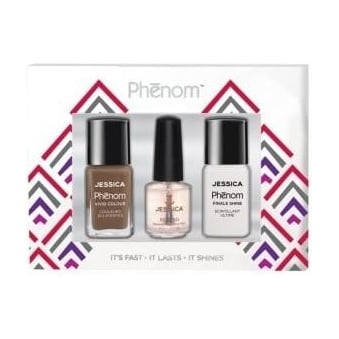 Vivid Colour Gift Sets - Cashmere Creme & Finale Shine 15ml - Free Reward Basecoat 7.4ml