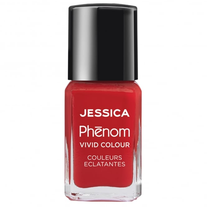 Jessica Phenom Vivid Colour Weekly Nail Polish - Leading Lady 15mL