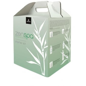 Zenspa Pedicure Six Piece Set - Starter Kit
