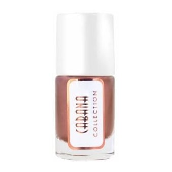 Cabana Glow Collection Lacquer Nail Polish - Gleaming 11ml