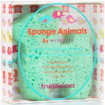 Kids Body Wash Infused Buffer - Dog Fruitilicious 70g