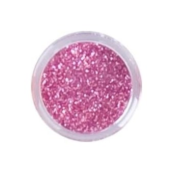Glitter Dust Nail Art Pots - Powder Rose 5g