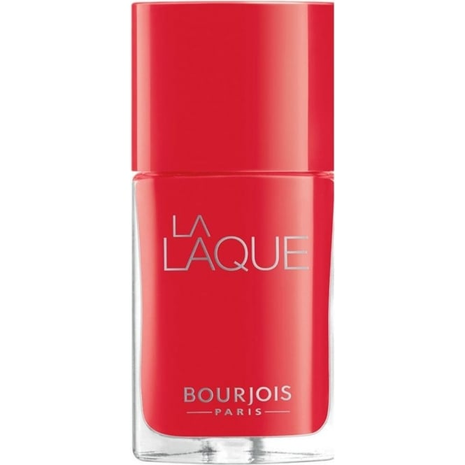 Bourjois La Laque Long Lasting Nail Polish - Flambant Rose (4) 10ml