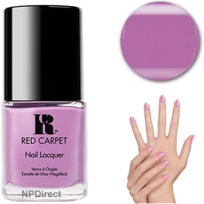 Red Carpet Nail Polish Lacquer - Amour - 15ml