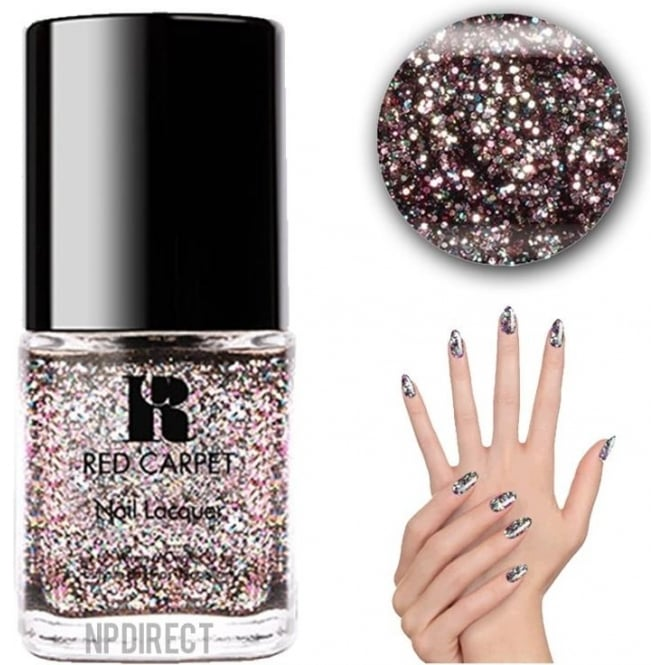 Red Carpet Nail Polish Lacquer - Glam Squad - 15ml