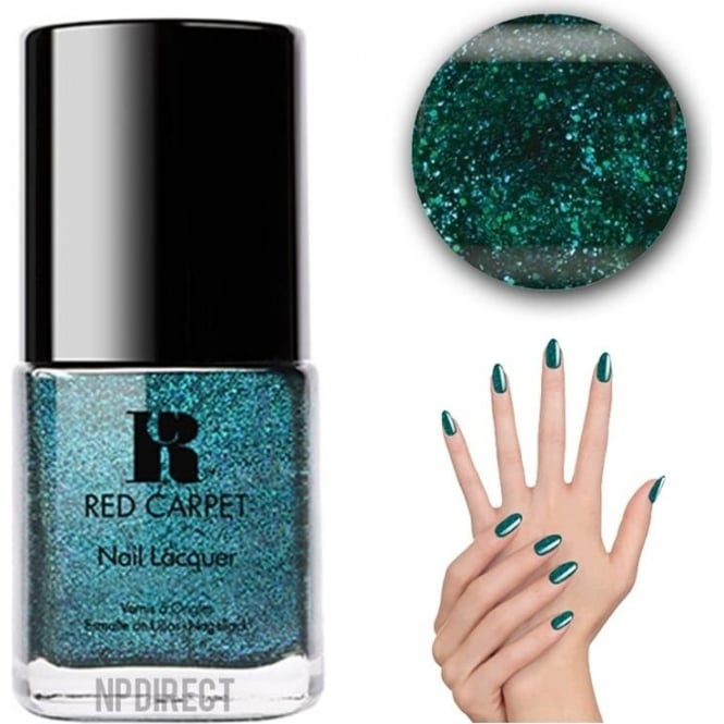 Red Carpet Nail Polish Lacquer - Hollywood Scandal - 15ml