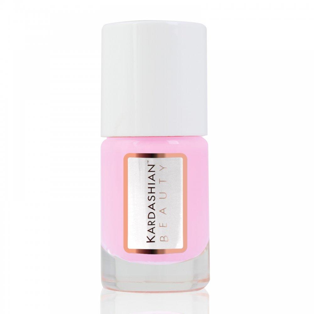 Honey Yellow Nail Polish: Kardashian Beauty Lacquer Nail Polish