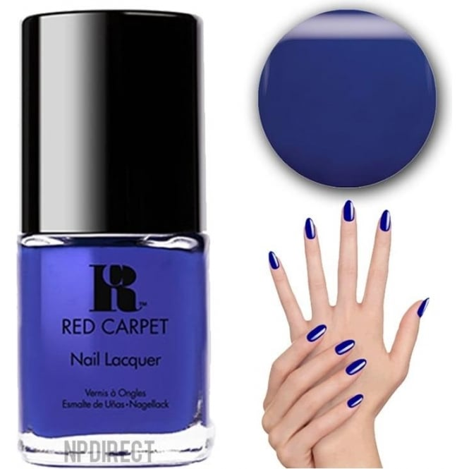 Red Carpet Nail Polish Lacquer - RSVP - 15ml