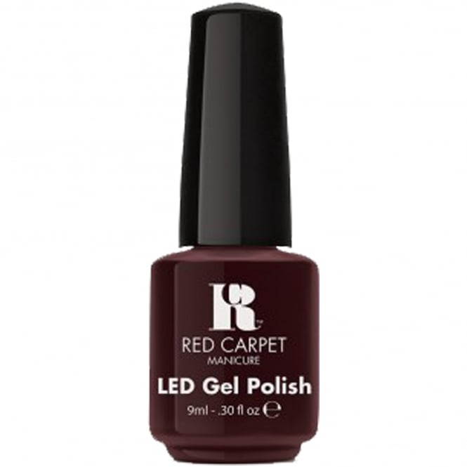Red Carpet Manicure LED Gel Nail Polish - Haute Couture