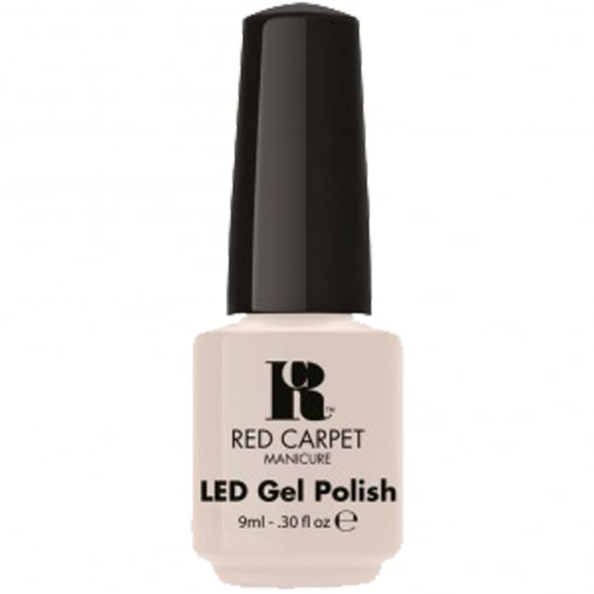 Red Carpet Manicure Gel LED Nail Polish - Camera Shy 9ml