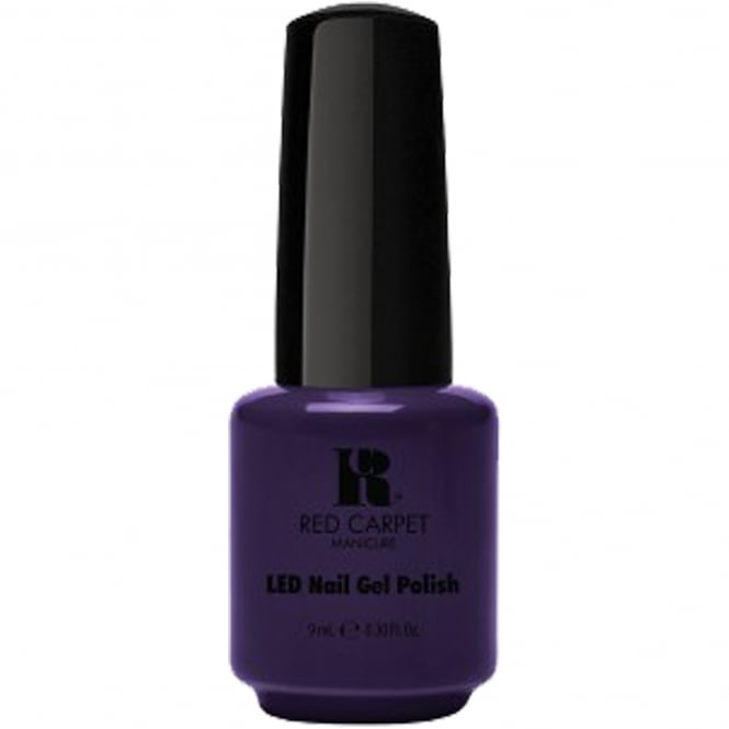 Red Carpet Manicure Gel LED Nail Polish Fall Collection - In The Tabloids - 9 mL