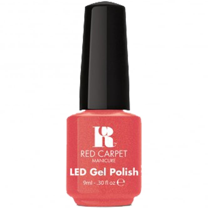 Red Carpet Manicure Gel LED Nail Polish - Oh So 90210 9ml