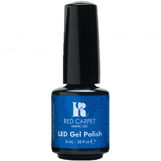 Red Carpet Manicure Gel LED Nail Polish - Perfect High Heels 9ml