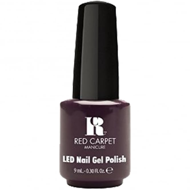 Red Carpet Manicure Gel LED Nail Polish - Publicity Stunt 9ml