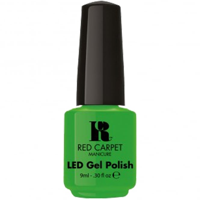 Red Carpet Manicure Gel LED Nail Polish - Show Me The Money 9ml