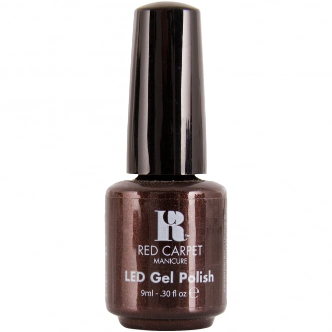 Red Carpet Manicure Gel LED Nail Polish - Toast Of The Town 9ml