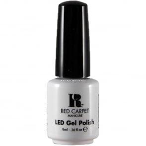 LED  Nail Polish - White Hot 9ml
