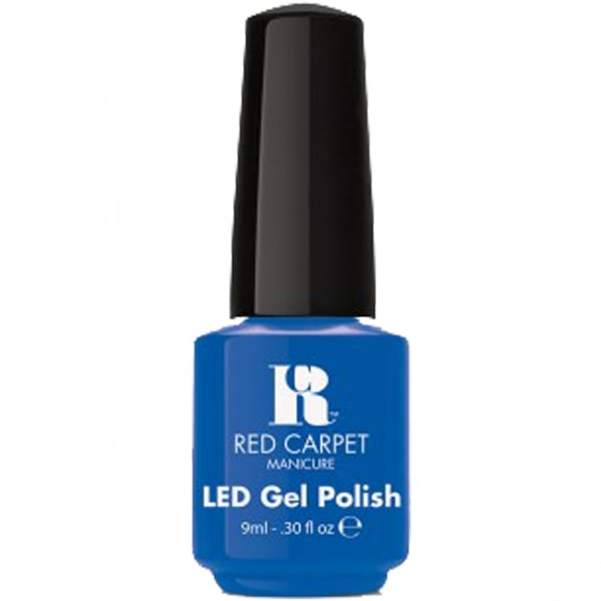 Red Carpet Manicure Gel LED Nail Polish - Who Are You Wearing 9ml