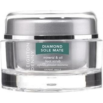 "Massage Cream Treatments - ""Diamond Sole"" Mate Mineral & Oil Foot Scrub 50g"