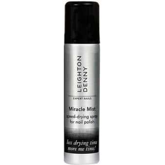 Nail Polish Treatments - Miracle Mist Speed-drying Spray for Nail Polish