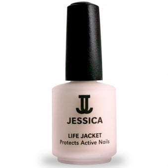Life Jacket - Extra Protection for Active Nails