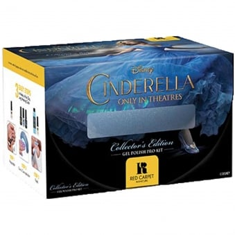 Limited Edition LED Nail Polish - Disney Cinderella Collection - Pro Kit