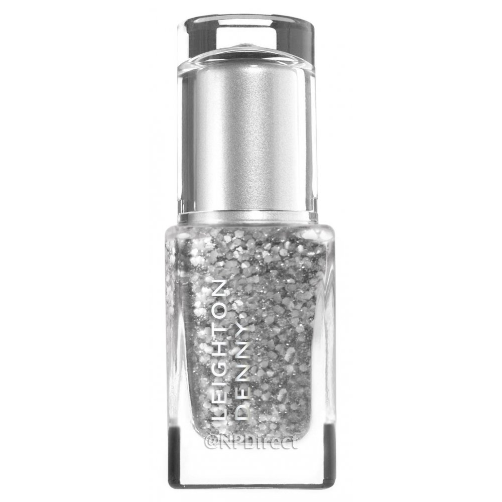 Green Glitter Nail Polish Uk: Leighton Denny Limited Edition Nail Polish Lacquer