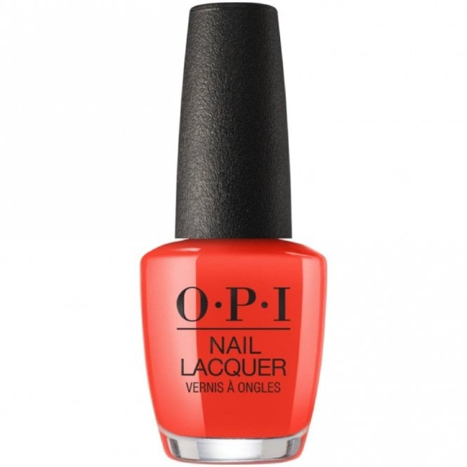 OPI Lisbon 2018 Nail Polish Collection - A Red-Vival City (NL L22) 15ml