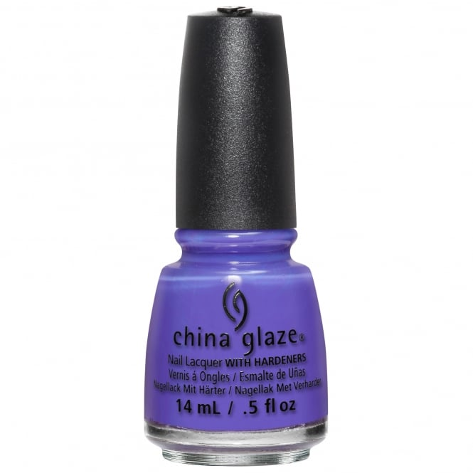 China Glaze Lite Brites 2016 Nail Polish Summer Collection - I Got A Blue Attitude 14mL (83549)