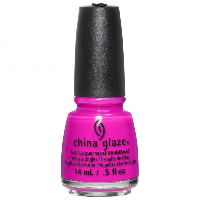 China Glaze Lite Brites 2016 Nail Polish Summer Collection - Pink To That 14mL (83543)