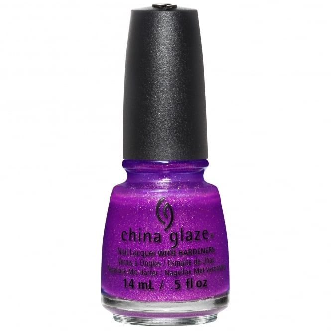 China Glaze Lite Brites 2016 Nail Polish Summer Collection - We Got The Beet 14mL (83552)