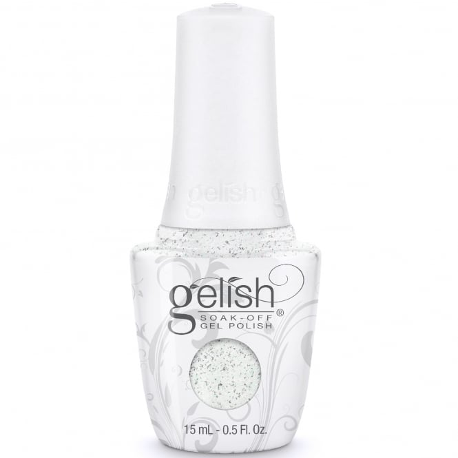 Gelish Little Miss Nutcracker 2017 Gel Polish Collection - Silver In My Stocking (1110279) 15ml