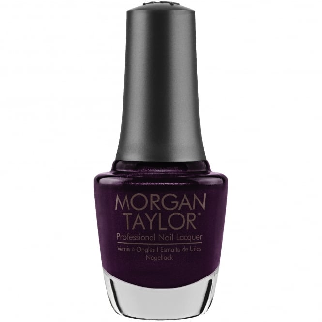 Morgan Taylor Little Miss Nutcracker 2017 Nail Polish Collection - Plum-thing Magical 15ml (02487)