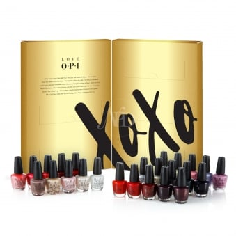 Love OPI XOXO 2017 Nail Polish Collection - Mini Lacquer 25 Pack (HR J24)