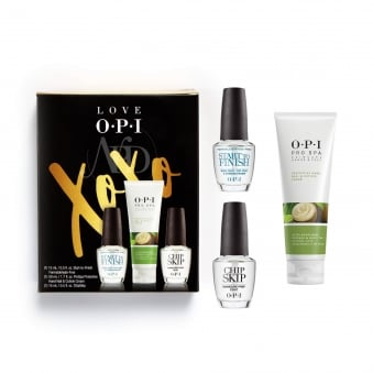 Love OPI XOXO 2017 Nail Polish Collection - ProSpa Trio Kit (HR J70)