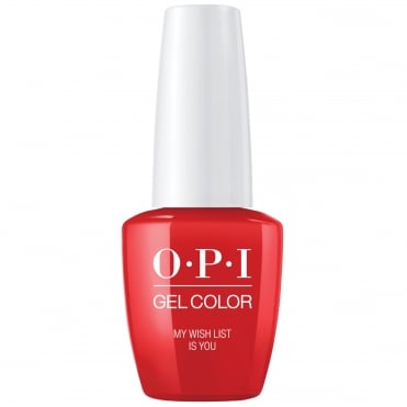 Love OPI XOXO 2017 Soak Off Gel Polish Collection - My Wish List Is You 15ml (HP J10)