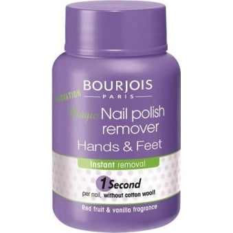 Magic 1 Second Nail Polish Remover For Hands & Feet 75ml