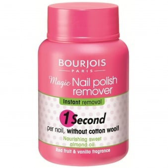 Magic 1 Second Nail Polish Remover For Hands & Feet - Nourishing Sweet Almonds 75ml