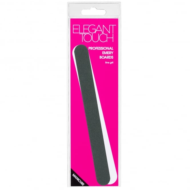 Elegant Touch Manicure Professional Emery Boards (Pack Of 2)